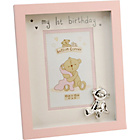 more details on My 1st Birthday Pink Photo Frame.