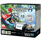 more details on Nintendo Wii U Console and Mario Kart 8 Game.