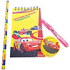 more details on Disney Cars 20 Piece Stationery Loot Bag Pack.