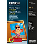 more details on Epson 10 x 15cm Photo Paper - 50 Sheets.