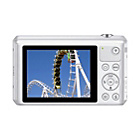 more details on Samsung WB36F 16MP Compact Digital Camera - White.