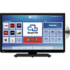 more details on Toshiba 32D3453DB 32 Inch HD Ready Smart LED TV/DVD Combi.