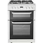 more details on Bush BDFD60W Dual Fuel Cooker- White.