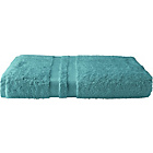 more details on Heart of House Egyptian Cotton Bath Sheet - Aqua.