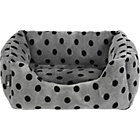 more details on Petface Medium Square Pet Bed - Grey.
