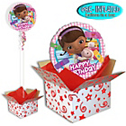 more details on Disney Doc Mcstuffins Happy Birthday Foil Balloon in a Box.
