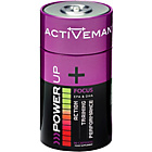more details on ActiVeman Power Up - Focus.