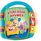 more details on Fisher-Price Laugh and Learn Storybook Rhymes Book.