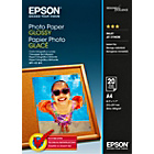 more details on Epson A4 Photo Paper - 20 Sheets.
