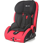 more details on Casualplay Multi Fix Group 1,2,3 Car Seat - Red and Black.