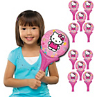 more details on Hello Kitty Inflate-A-Fun Balloon - Pack of 10.