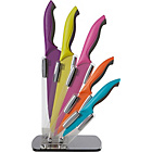 more details on Taylor's Eye Witness 5 Piece Fan Colour Knife Block.
