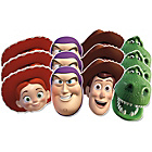 more details on Disney Toy Story Pack of 12 Masks.