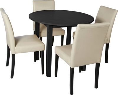 Elmdon Black Dining Table And Chairs Argos Wooden Dining Room Chairs