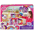 more details on My Little Pony Twilight Sparkle's Rainbow Kingdom Playset.