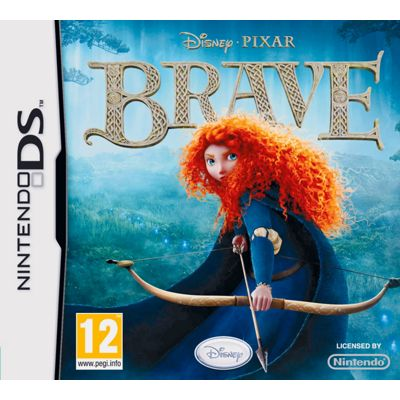 Brave Nintendo DS Game