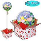 more details on Ben & Holly Happy Birthday Balloon in a Box.