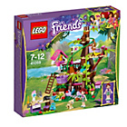 more details on LEGO® Friends Jungle Tree Sanctuary - 41059.