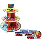 more details on Timmy Time 3 Tier Cake Stand and 100 Cake Cases.
