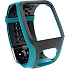 more details on TomTom GPS Watch Comfort Strap - Turquoise.