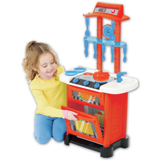 Buy chad valley cook and play kitchen at for Kitchen set argos