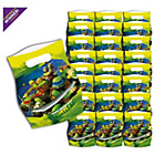 more details on Teenage Mutant Ninja Turtles Party Loot Bags - Pack of 24.
