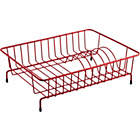 more details on Habitat Nevin Red Wire Dish Drainer.