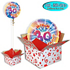 more details on Happy 30th Birthday Balloon in a Box.