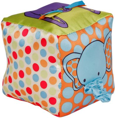 Chad Valley Baby Cube and Caterpillar Activity Set