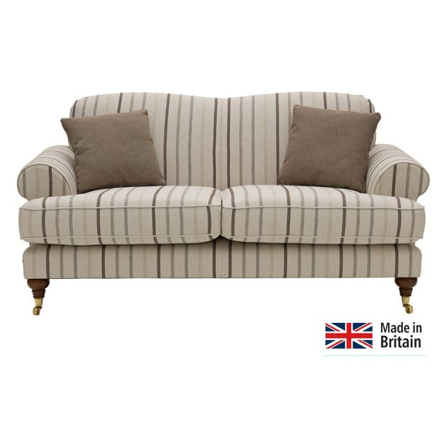 Buy Heart Of House Sherbourne 2 Seater Fabric Sofa Natural At Your Online Shop