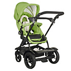 more details on Obaby ZeZu Multi Tandem Pushchair - Lime.