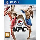 more details on EA Sports UFC PS4 Game.