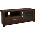 more details on Heart of House Elford 1 Drawer TV Unit - Dark Oak Effect.
