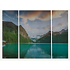 more details on Heart of House Wilderness Triptych Canvas - Set of 3.