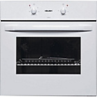 more details on Bush AE6BSW Single Electric Oven - White/Exp Del.