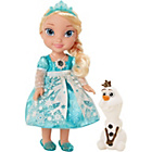 more details on Frozen Disney Princess Snow Glow Elsa.