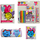 more details on Little Miss Pencil Case and Notepad Set.