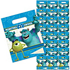 more details on Disney Monsters University Party Loot Bags - Pack of 24.