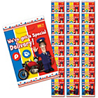 more details on Postman Pat Party Loot Bags - Pack of 24.