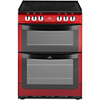 more details on New World 601EDO Double Electric Cooker - Red Exp.Del.
