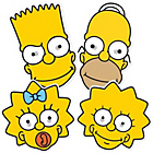 more details on The Simpsons Pack of 8 Masks.