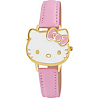 more details on Hello Kitty Leather Flip Watch.