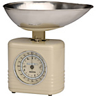 more details on Typhoon Vintage Kitchen Scales - Cream.