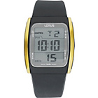 more details on Lorus Men's Digital 100m Watch.