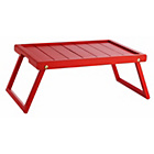 more details on Habitat Tiffany Folding Breakfast Tray - Red.