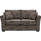 more details on Heart of House Malton Floral Sofa Bed - Chocolate/Mocha.