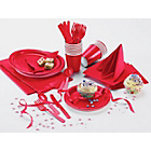more details on Solid Colours Complete Party Kit - Ruby Red.