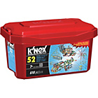 more details on K'NEX 52 Model Building Set Tub.