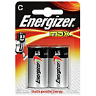 more details on Energizer Max C Batteries - 2 Pack.