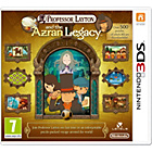 more details on Professor Layton and The Azran Legacy Nintendo 3DS Game.